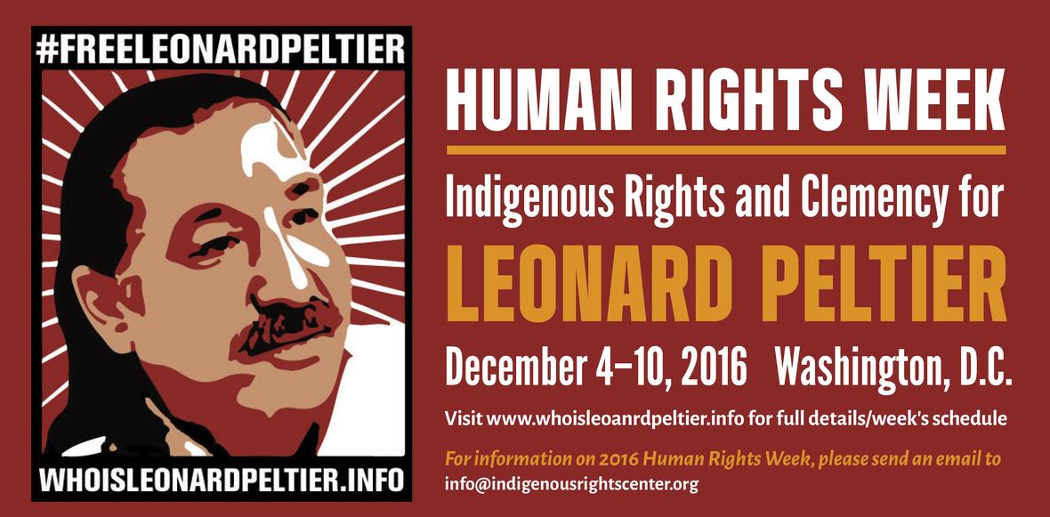 Lettera di Peltier ai Nativi Americani di Standing Rock 1