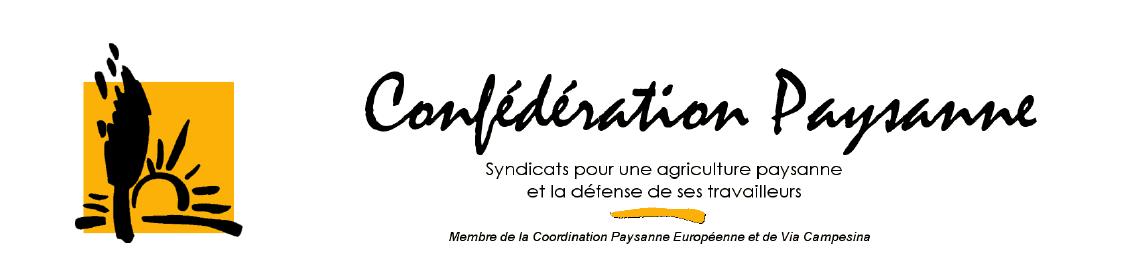 Comunicato stampa di Confédération Paysanne sull'uscita del Trattato dal DivSeek