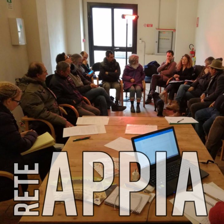 Nasce la Rete Italiana Pastorizia