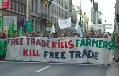 Il Trattato di libero scambio tra Unione Europea e Giappone (JEFTA): l'ennesimo attentato all'agricoltura e al lavoro