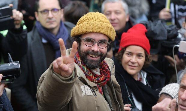Solidarietà a Cédric Herrou
